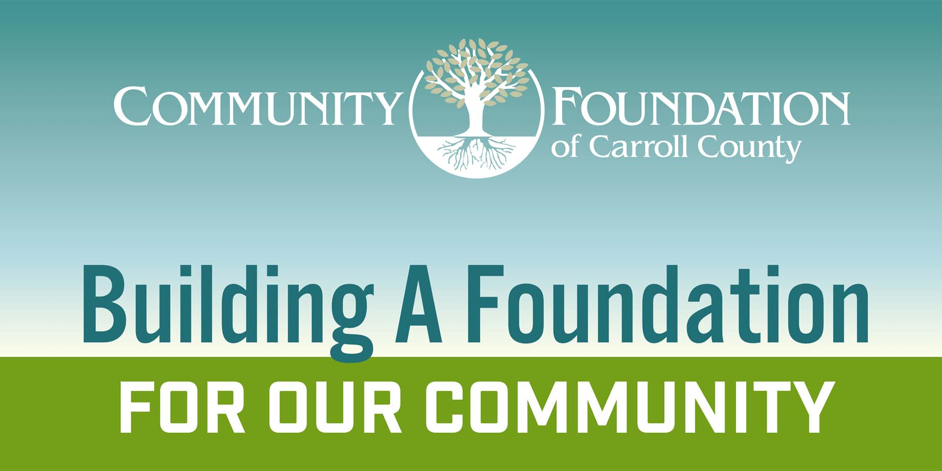 Building a Foundation for Our Community